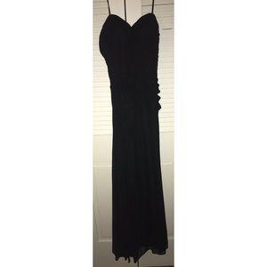 Anny Lee Black Ball Dress